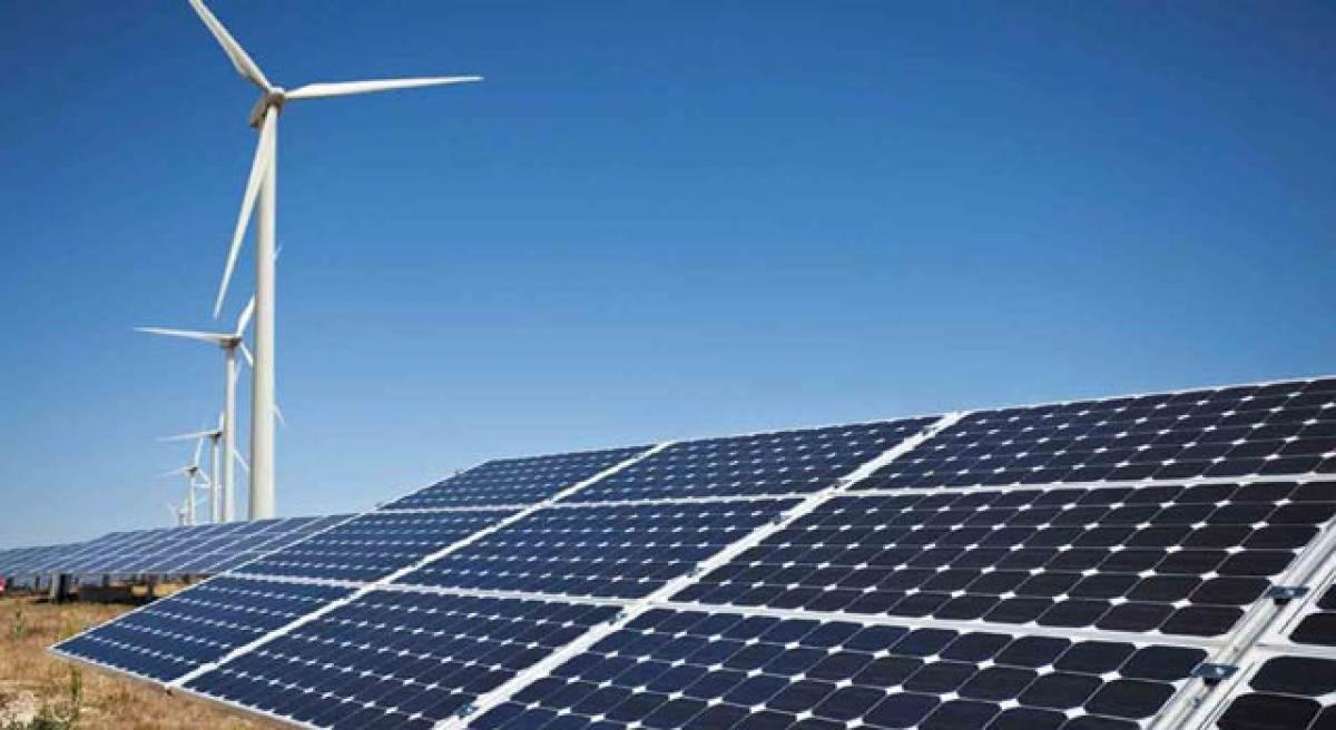India's renewable sources of energy security
