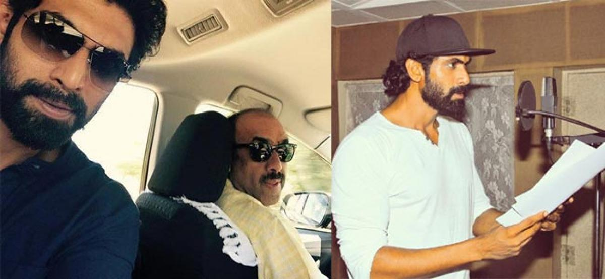 Rana Duggubati will collaborate with father Suresh Babu