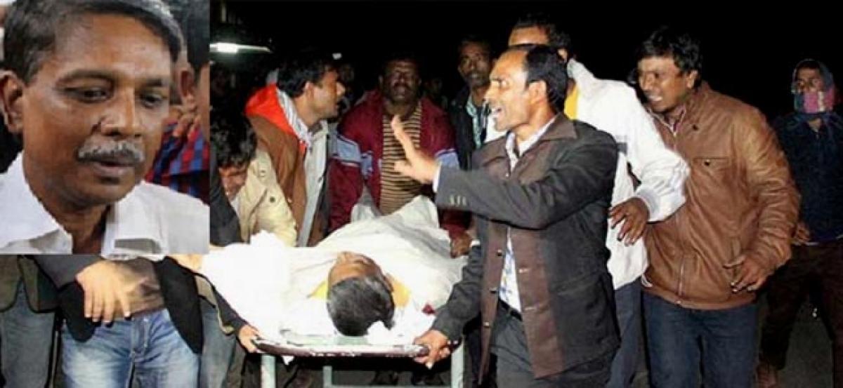 Bangladesh: Awami League MP Liton shot dead at home