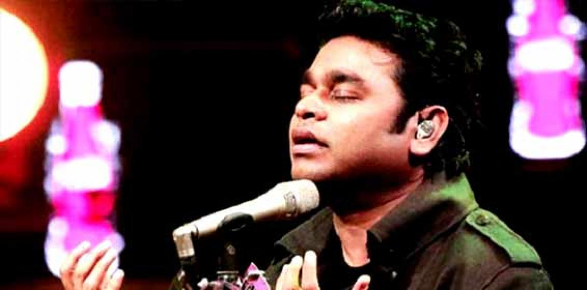 You inspire me to work harder and make even more beautiful music: AR Rahman to fans on birthday