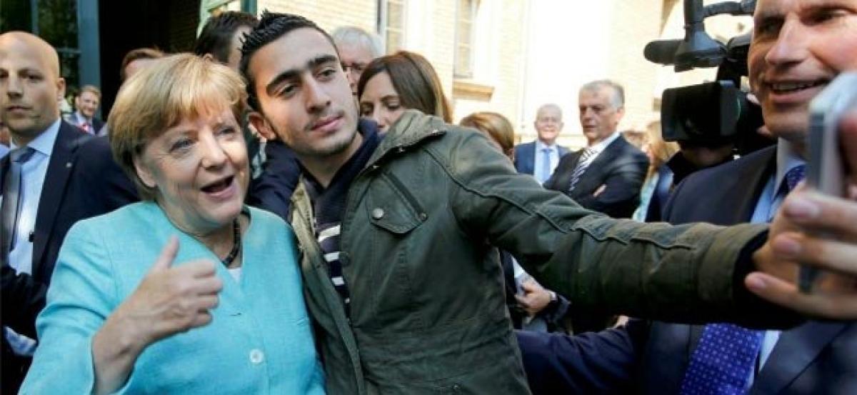 Facebook wins German case vs Syrian refugee in Angela Merkel selfie