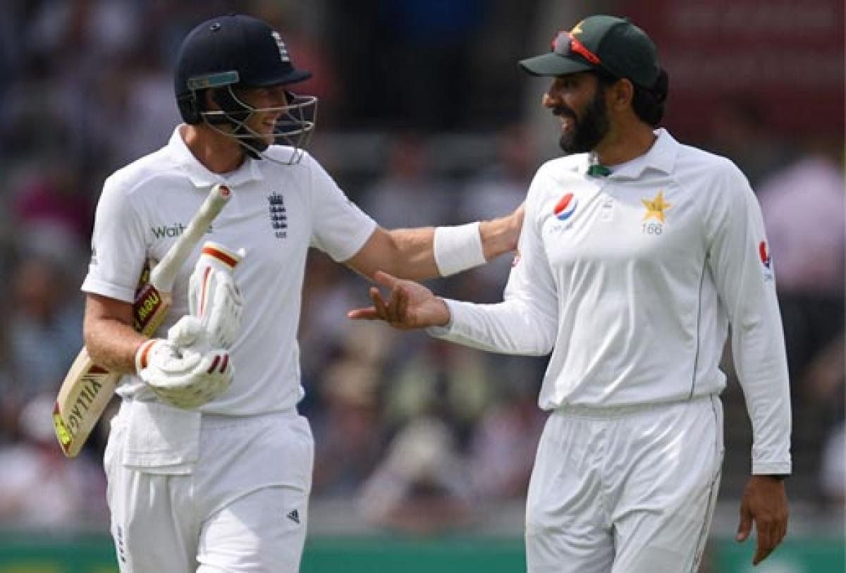 Root's double ton adds to pakistan agony