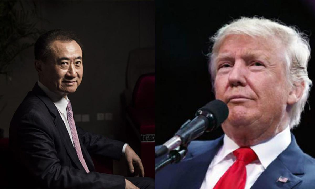 If things are mishandled, they will have nothing to eat, Chinese billionaire warns Trump