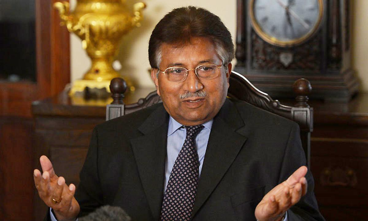 Afghan intel agency playing into India's hands, facilitating terror: Musharraf