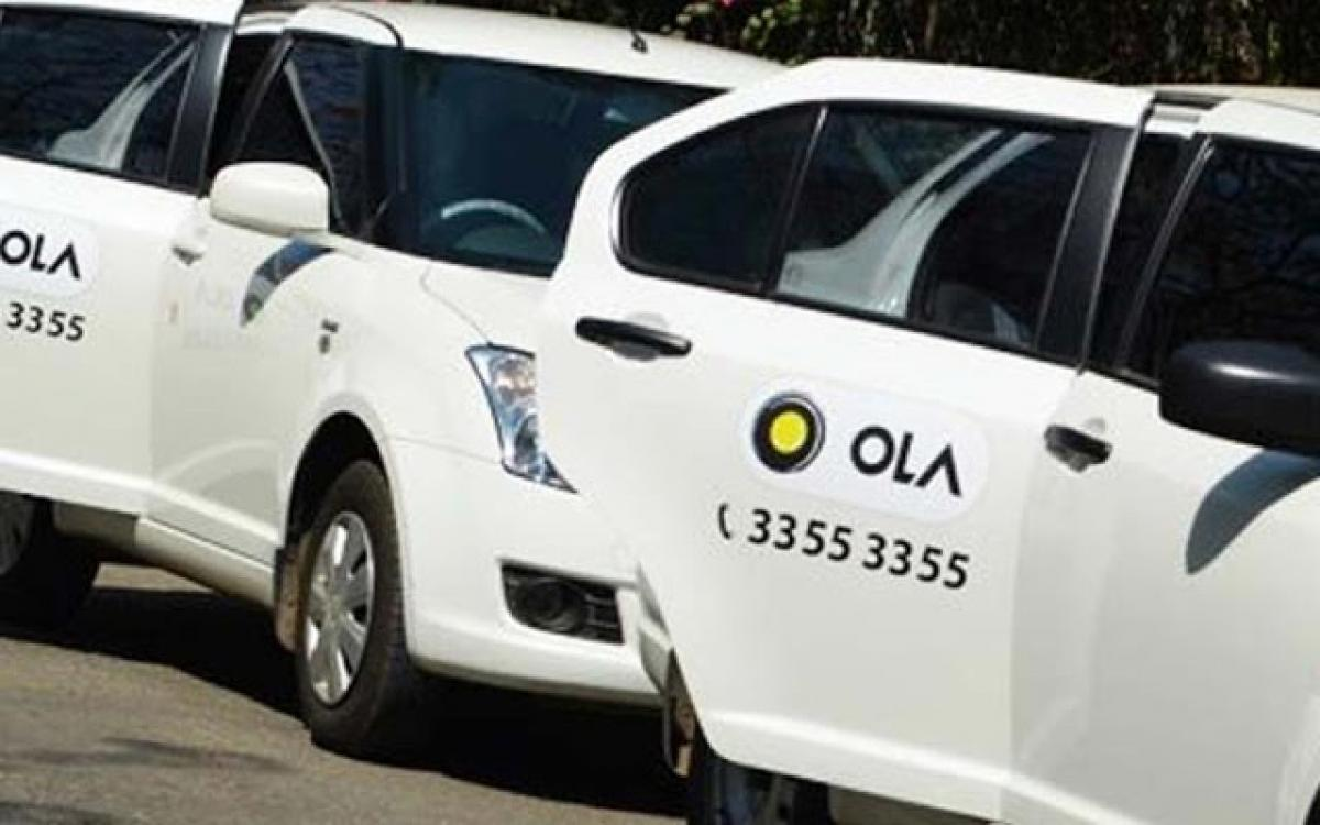 Ola inks pact of Rs 150 crore investment with AP Govt