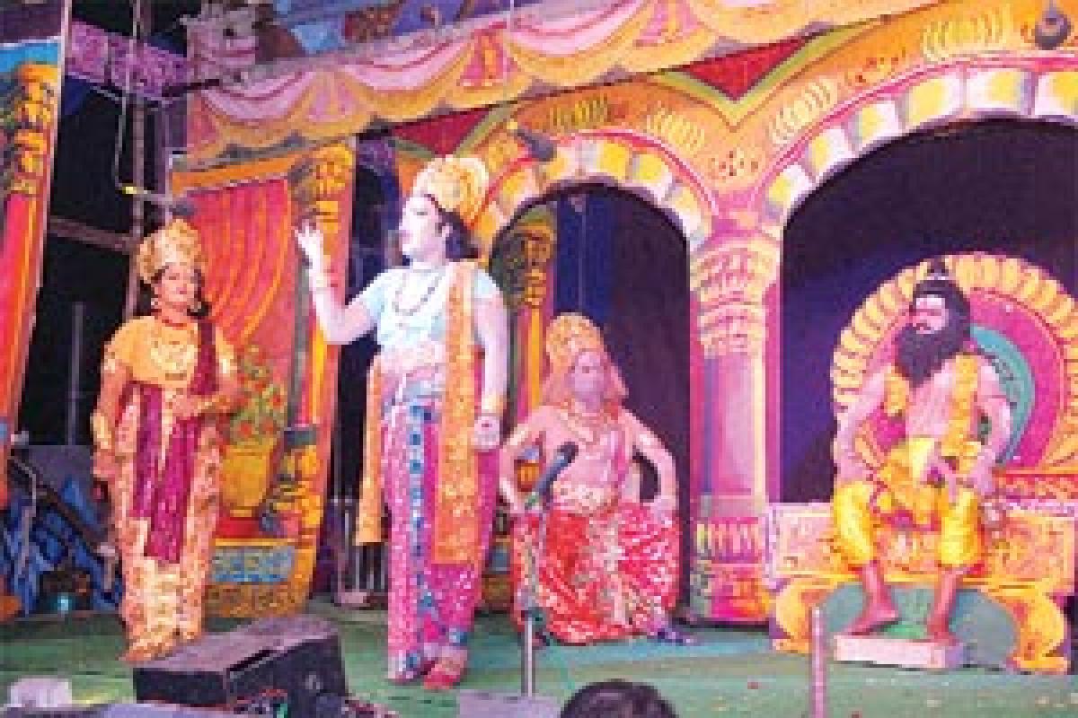 Surabhi steals the show
