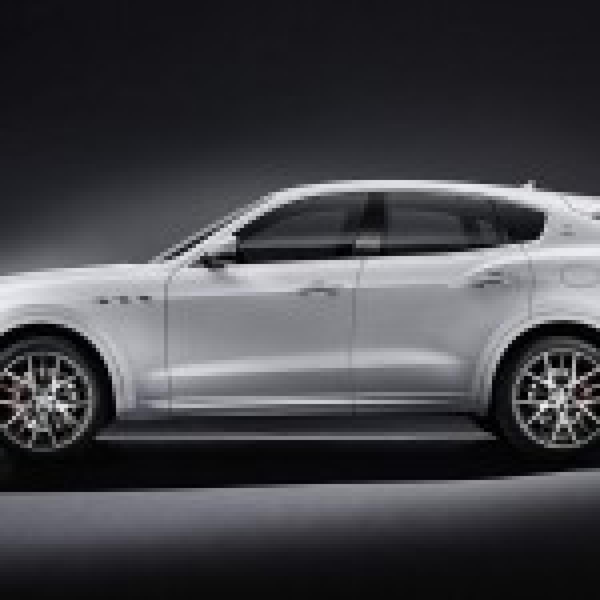 Maserati Levante debuts before 2016 Geneva Motor Show