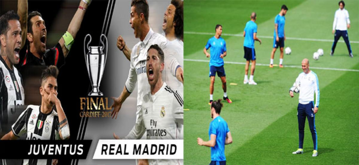 Real Madrid, Juventus Champions League Clash Today