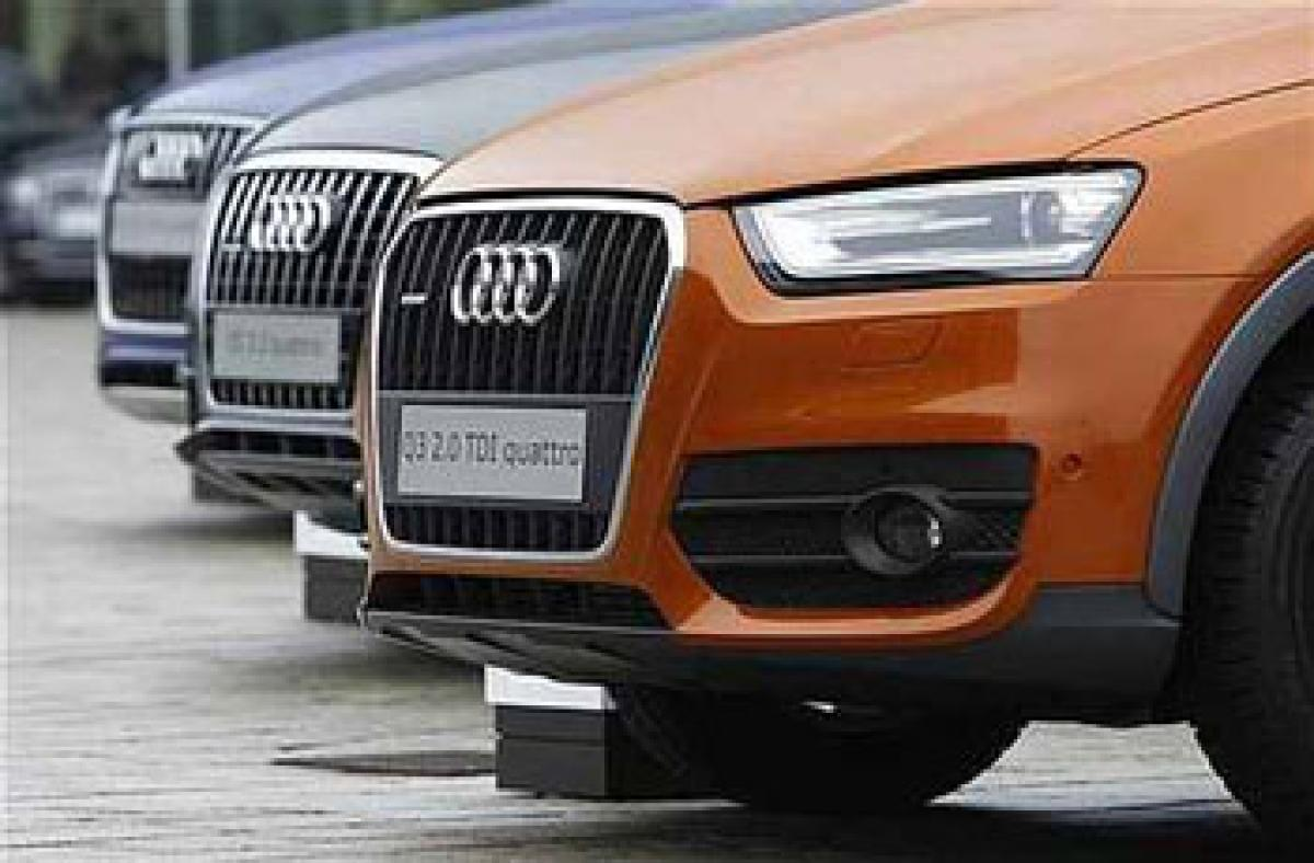 Audi business thriving in Indian market
