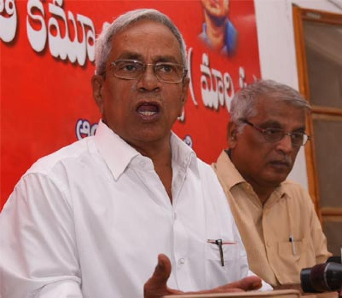 CPM to oppose land acquisition