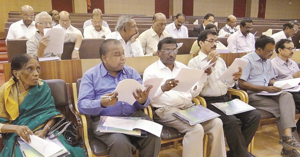 Kakatiya University Academic Senate approves 174.26 crore budget
