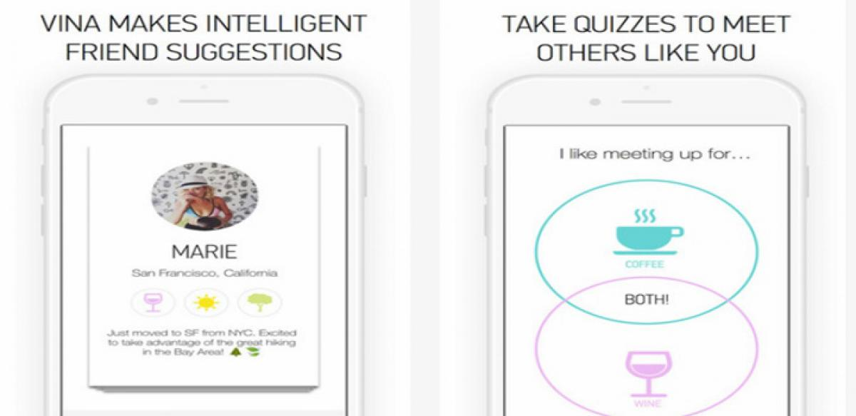 New app helps women find like minded female friends