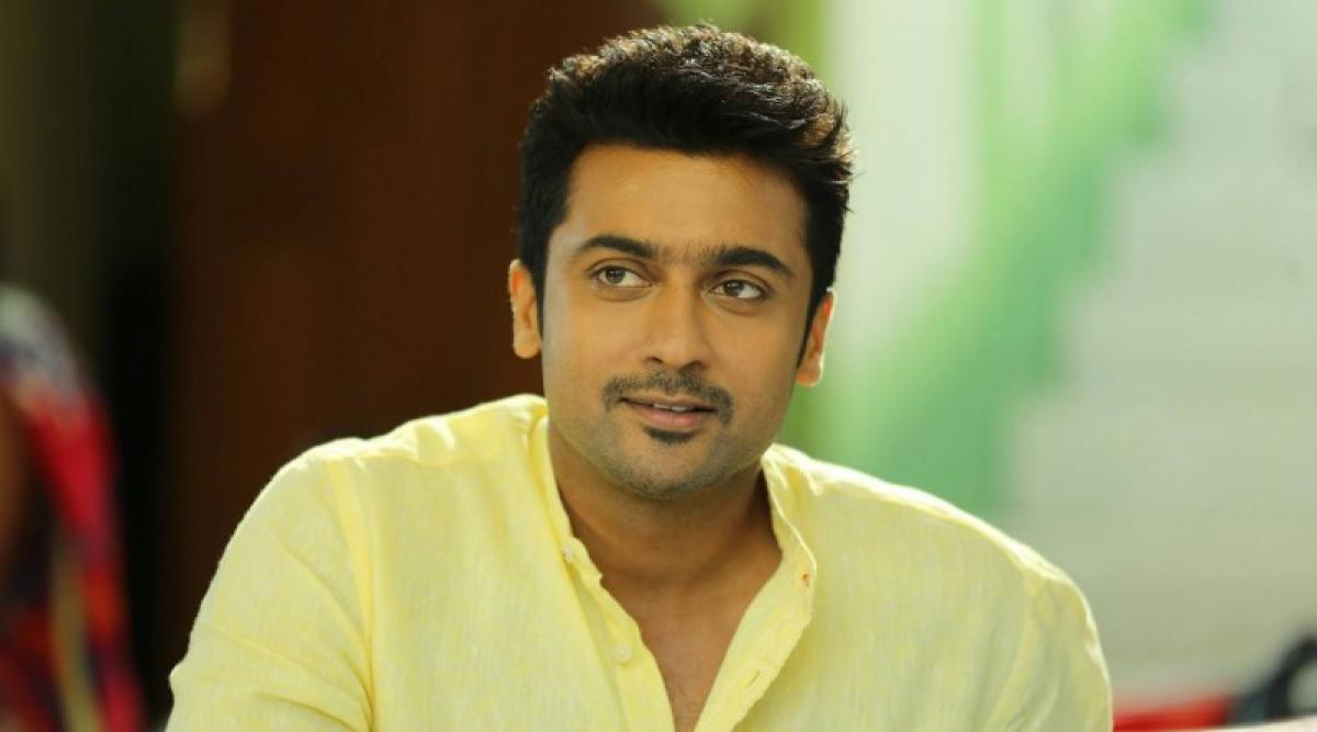 Suriya shows his generous side, donates  Rs 25 lakhs to Chennai flood relief fund