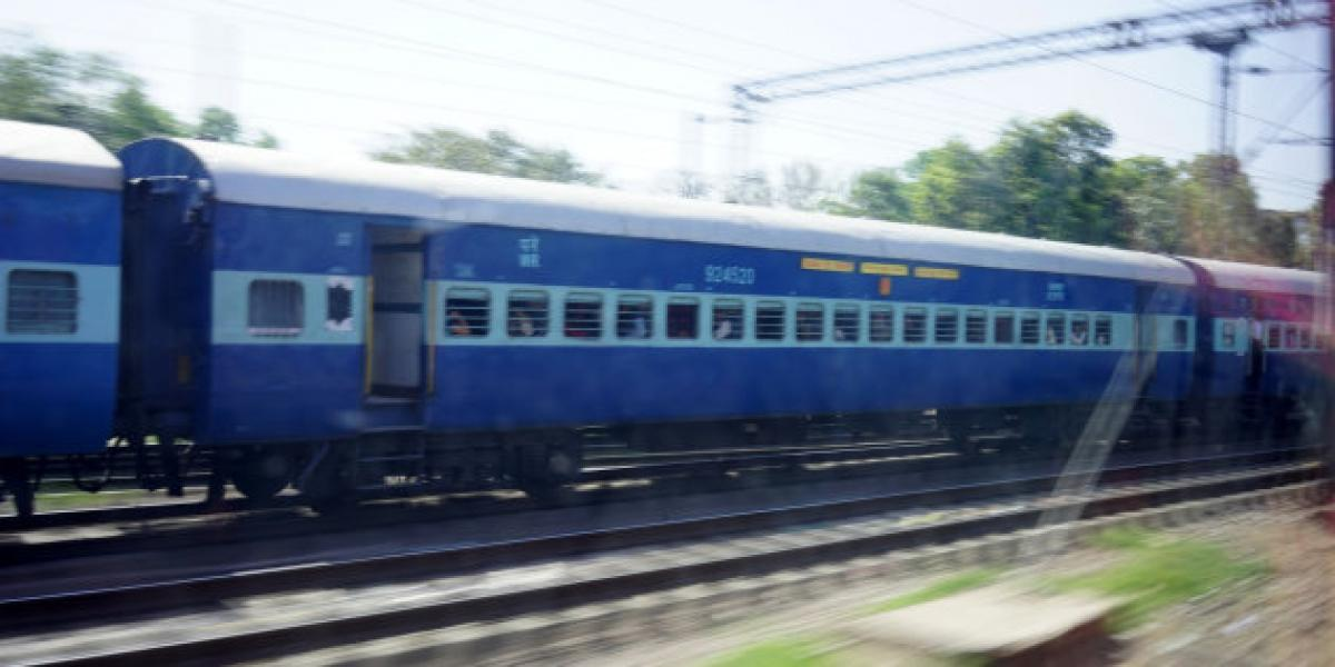Bihar: Train mishap averted after patrolmen remove stone slabs deliberately placed on tracks