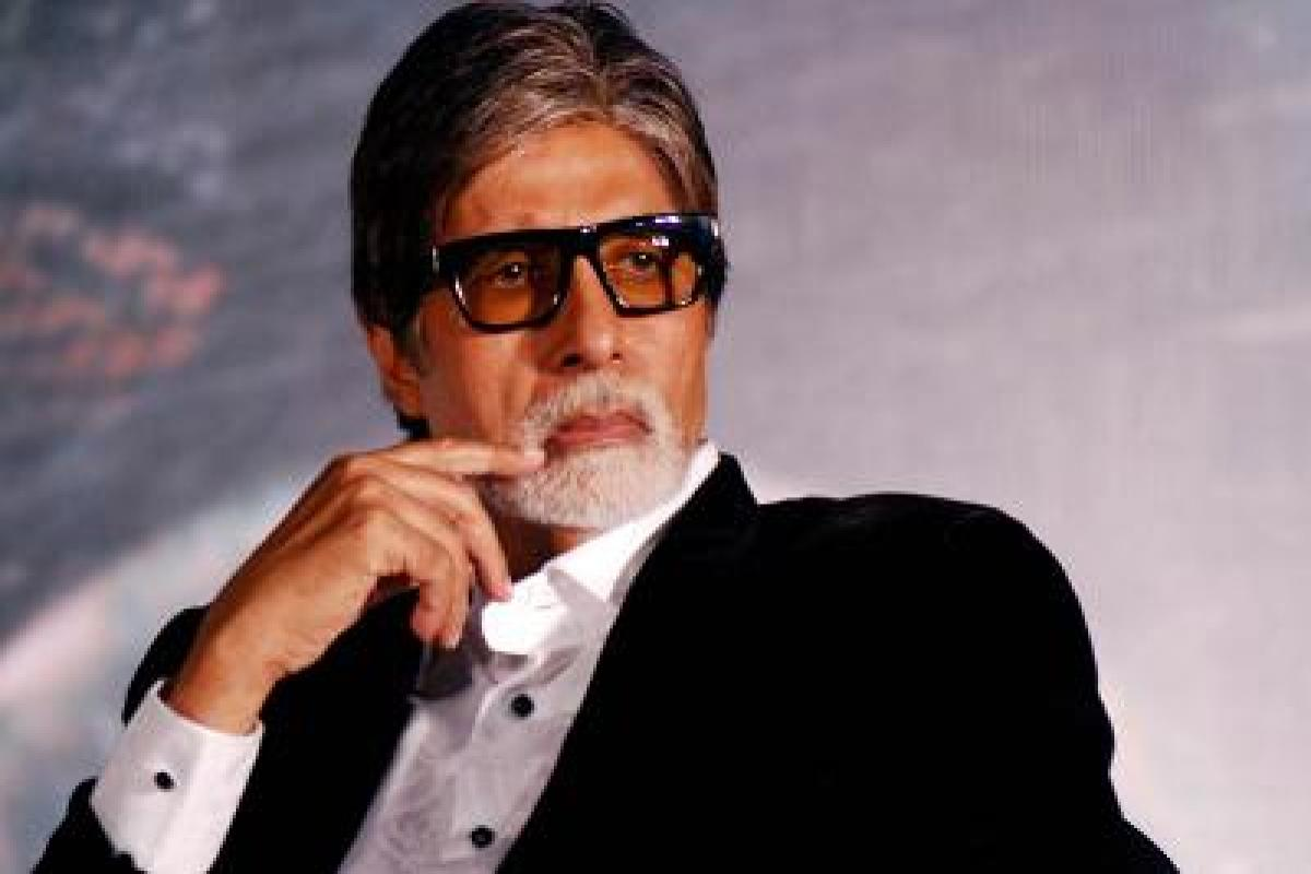 Big B releases statement against claims of tax evasion