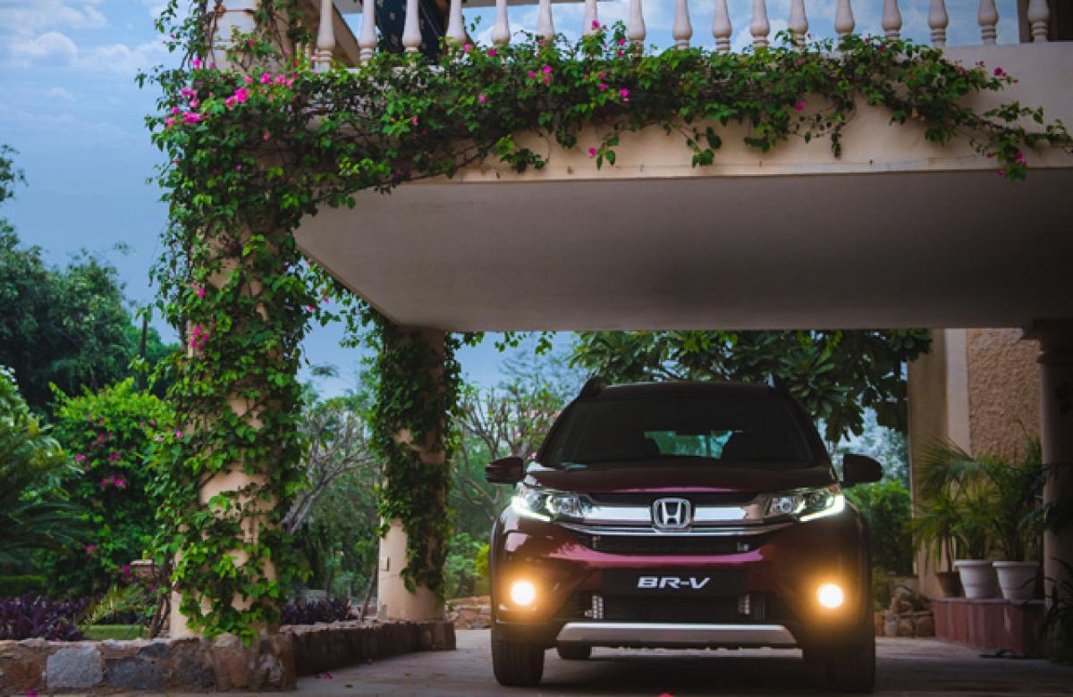 Honda unveils teaser campaign for BR-V