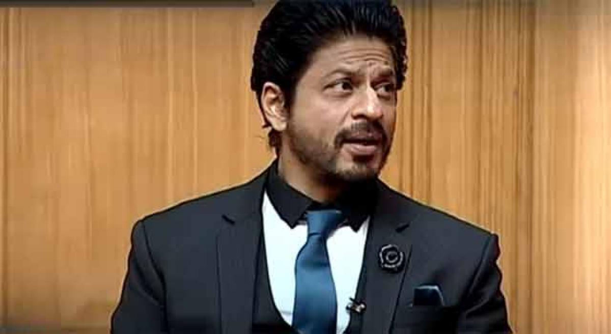 Shahrukh khan in Aap ki Adalat