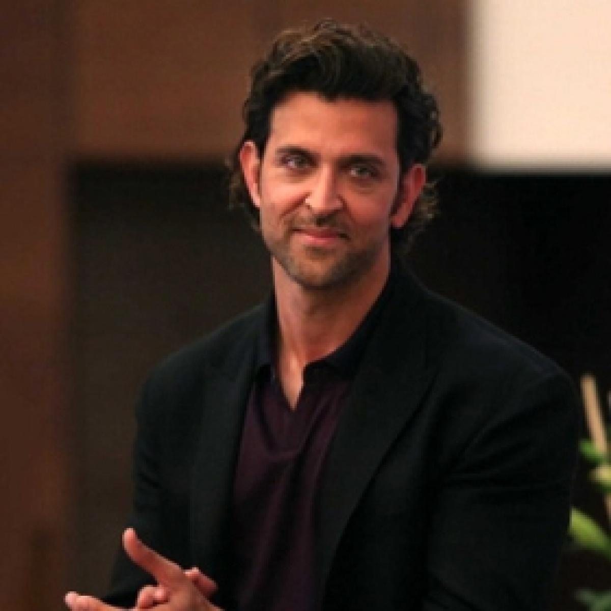 For Hrithik, Tiger is the next big thing