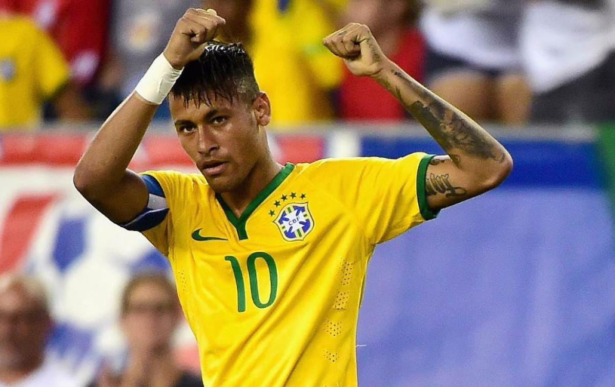 Neymar to captain Brazil at Rio 2016 Olympic football tournament