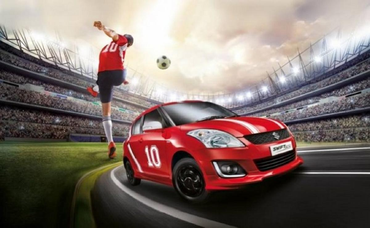 Maruti Swift Deca special edition launched in India
