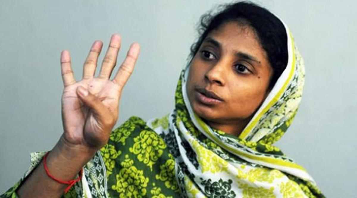 Geeta is our daughter, says UP couple