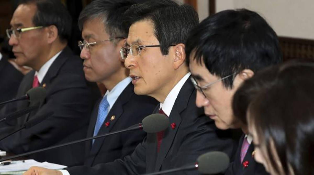South Koreas acting president declines to extend corruption probe