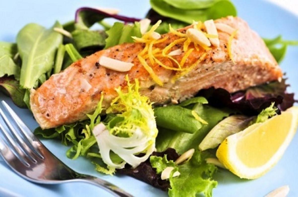 Healthy fat found in oily fish can fight depression