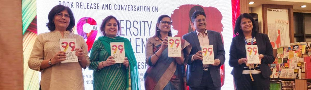 The 99 Day Diversity Challenge comes to Mumbai; Insights on D&I from the book discussed with an eminent panel