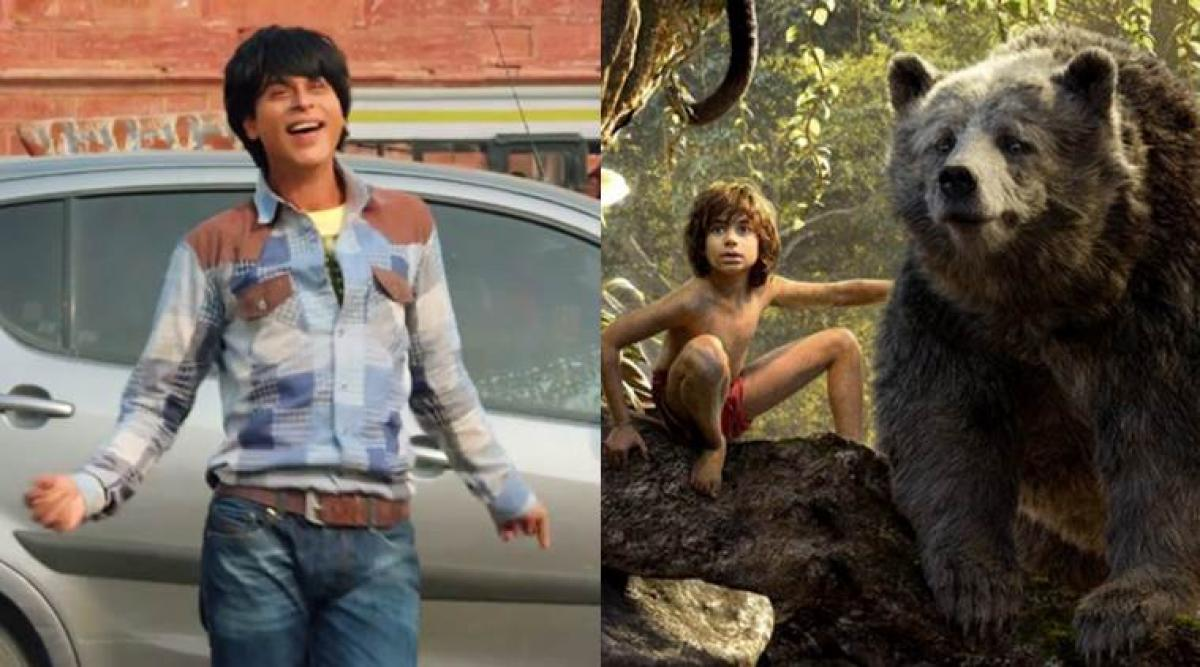 SRKs Fan fails to hit The Jungle Book Box office collections