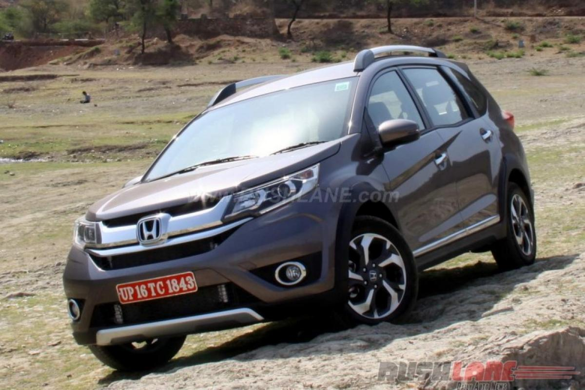 Check out: Honda April sales report