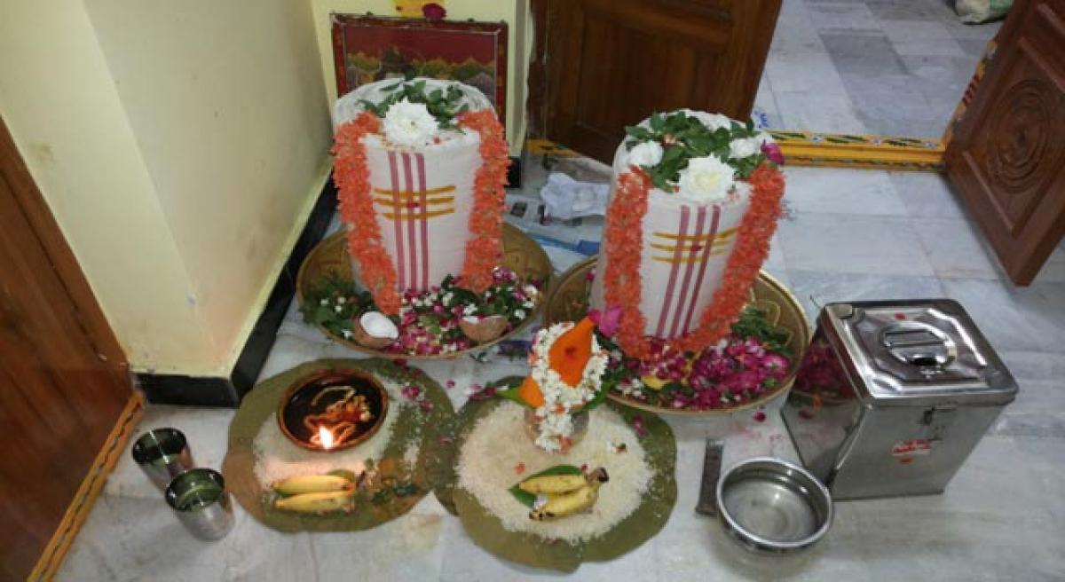Mallanna Talapaga, an offering from the Pridhvi dynasty