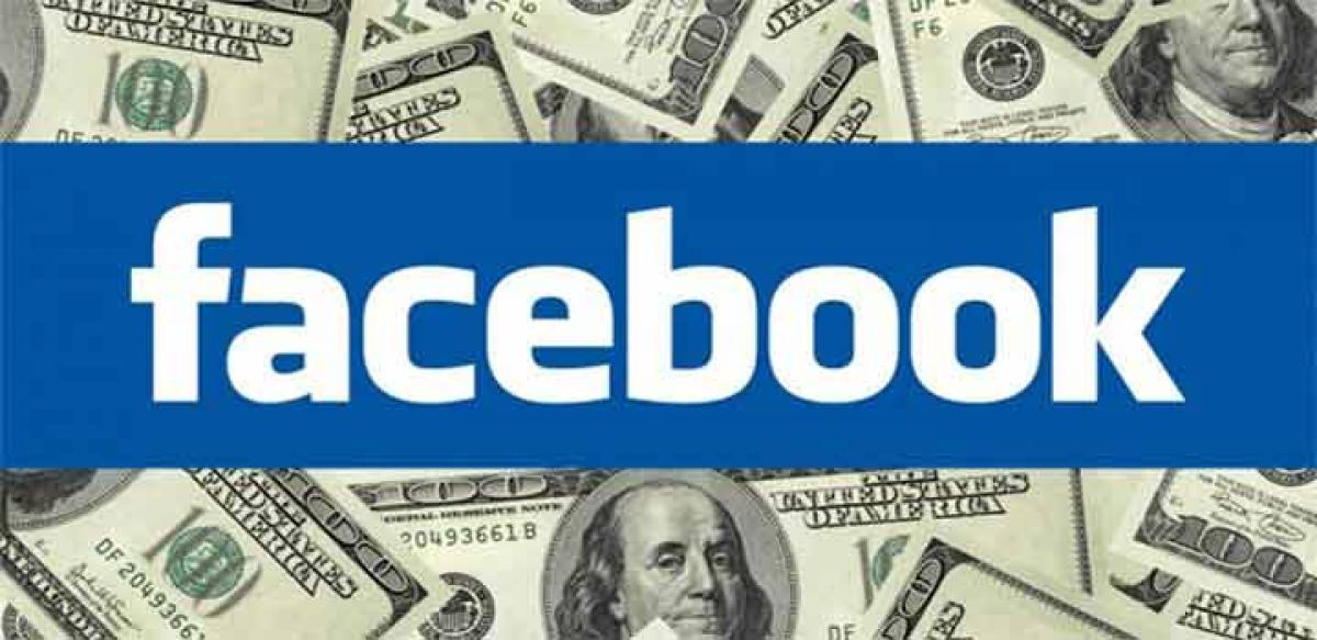 How much does your FB account earn?