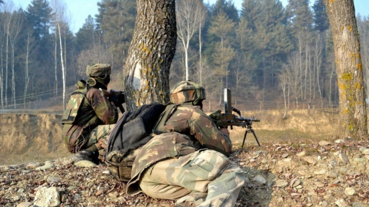J&K: Militant killed in encounter with security forces