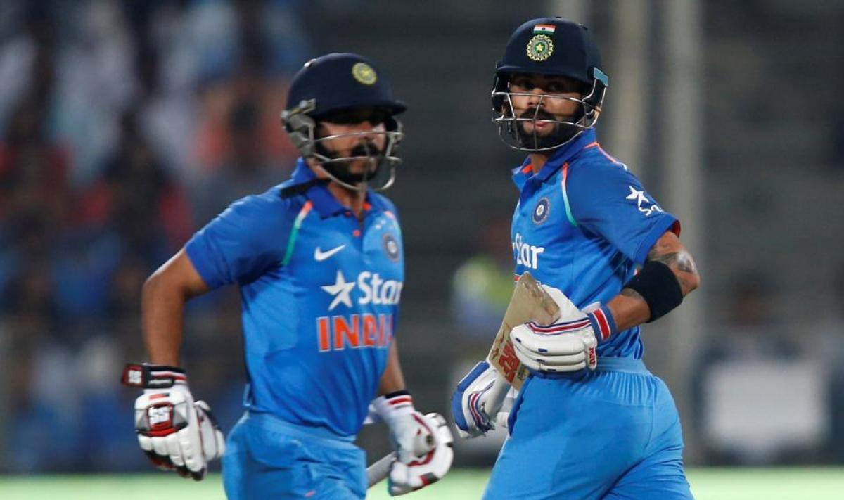 Kedar Jadhav is brilliant find for India, says Virat Kohli