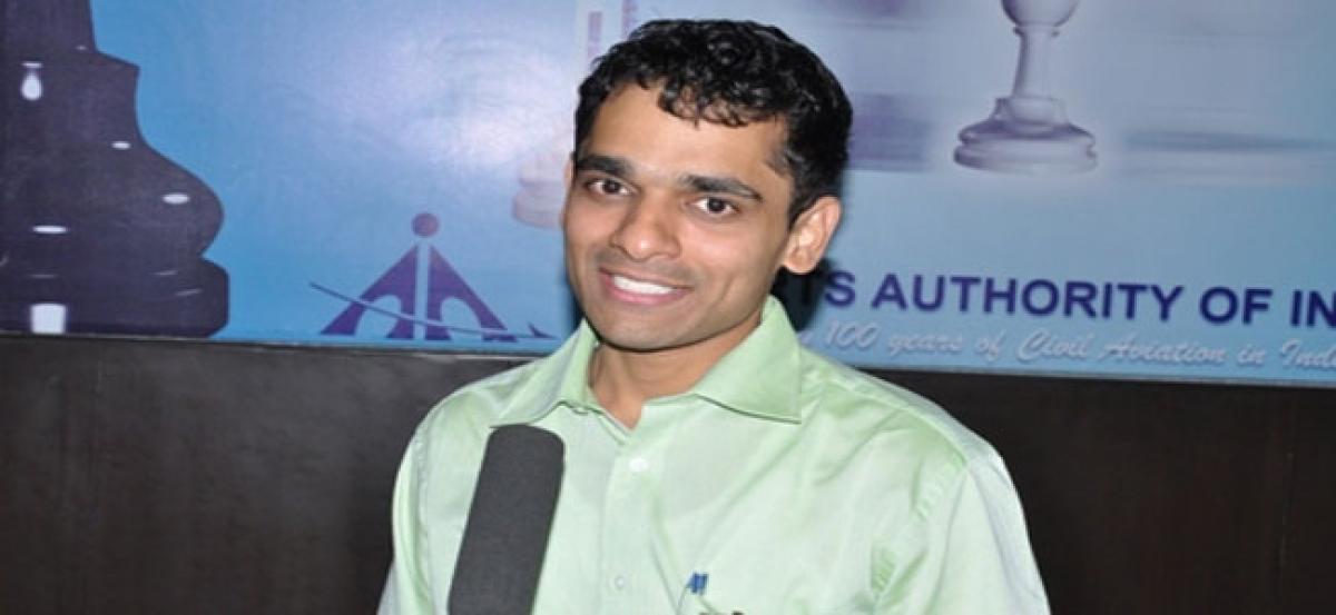 Krishnan Sasikiran wins Capablanca Memorial Chess tournament
