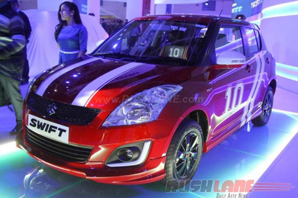 Demand for Maruti Vitara Brezza, Baleno surpasses Swift, Dzire