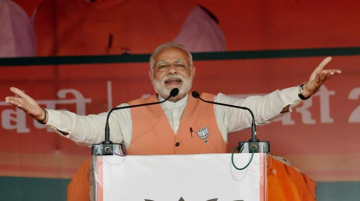 Modi confident of BJP-Apna Dal forming govt in UP