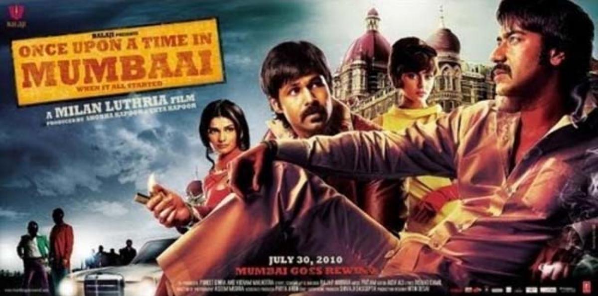 Once Upon a Time in Mumbaai: An epic saga