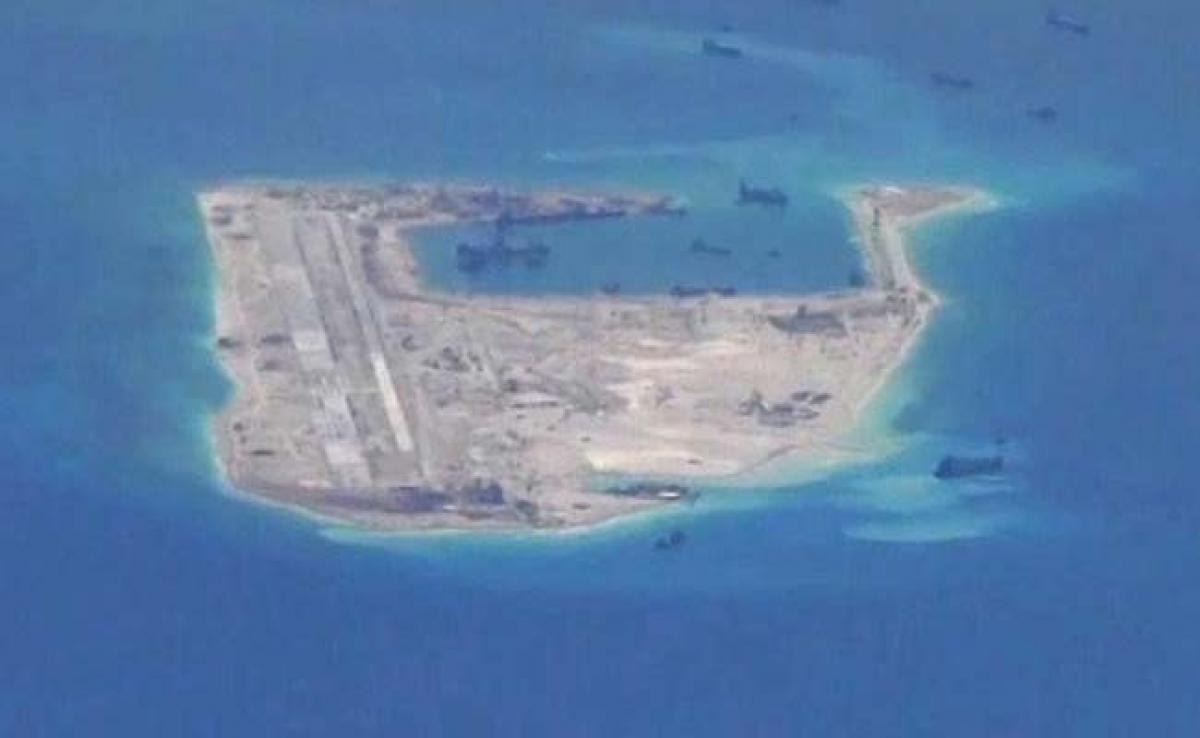 US Warns China, Says Will Defend Interests In South China Sea