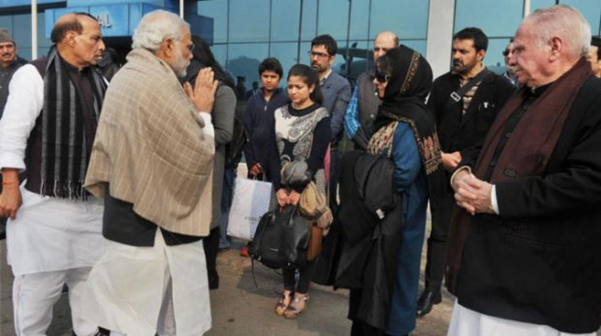 BJP to decide on extending support to Mehbooba Mufti as next J&K CM