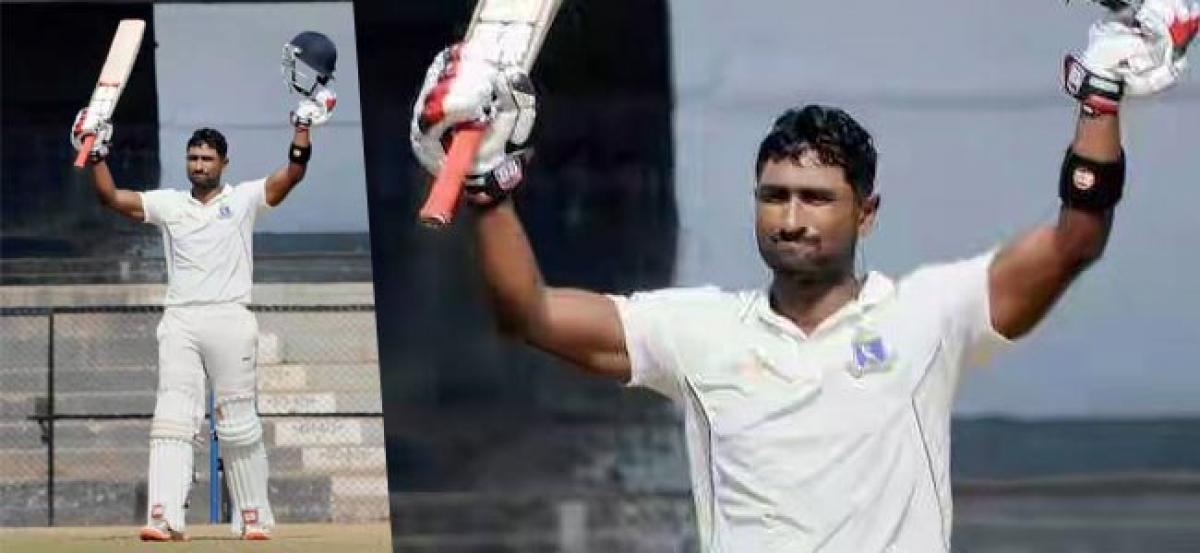 Bengal's Shaw smashes 413no in club league