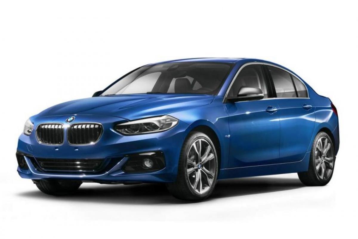 BMWs smallest ever sedan I Series makes global debut