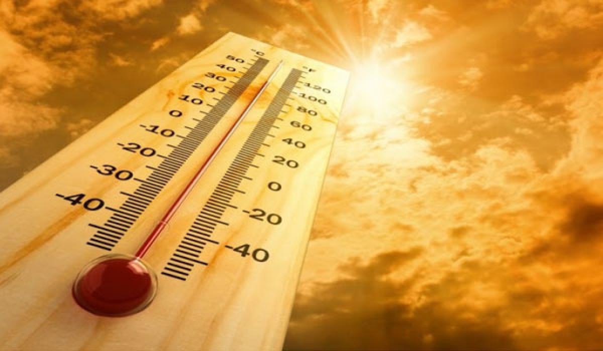 Bapatla, Ongole sizzle at 46 degrees Celsius