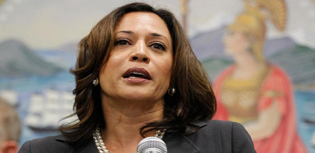 Kamala Harris may become first PIO Senator in US