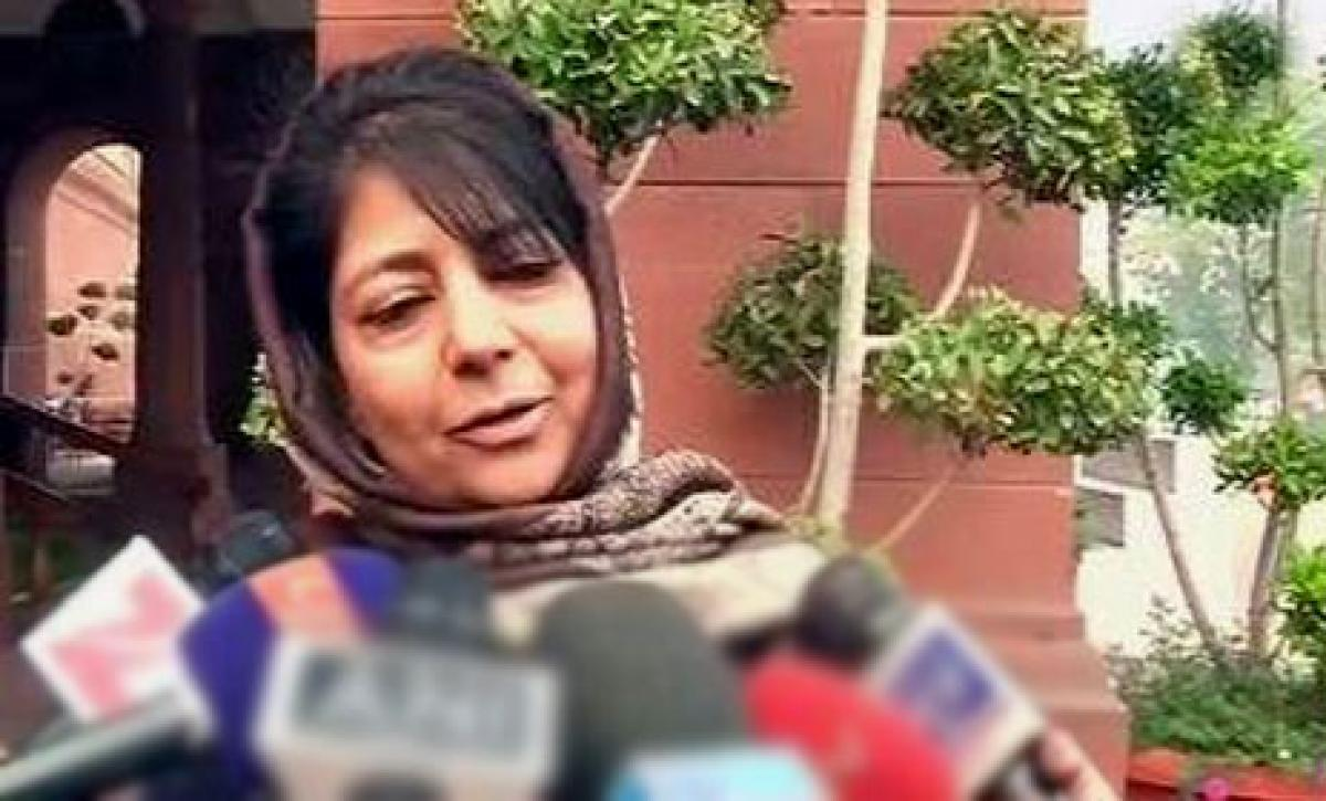 India is most tolerant country: Mehbooba Mufti