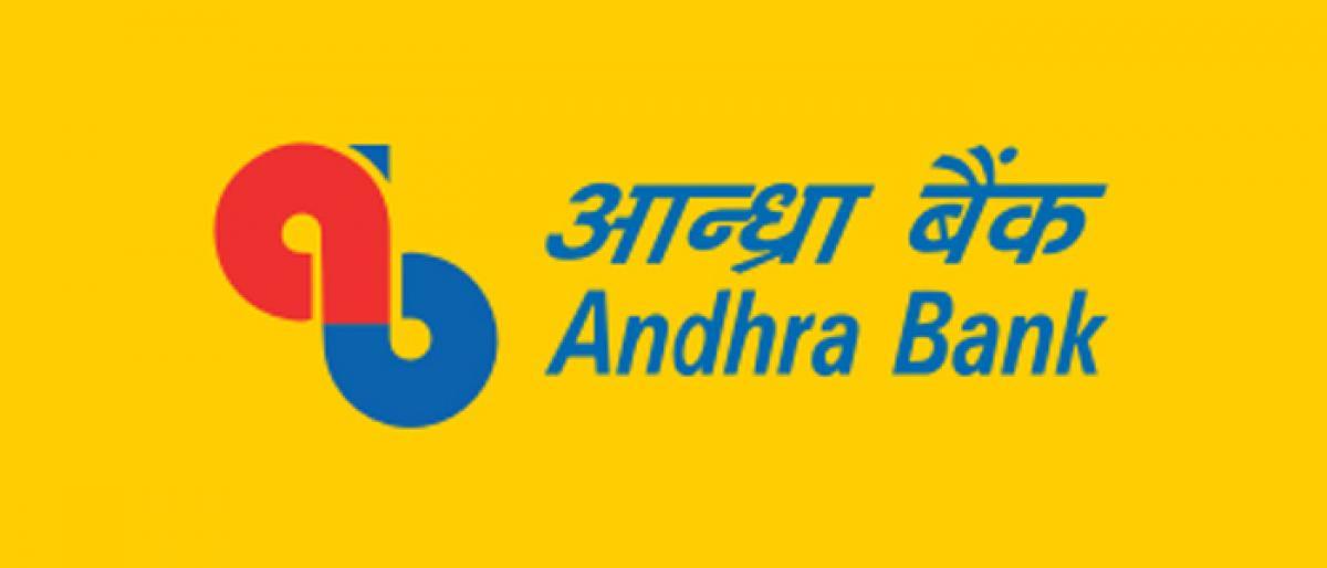 andhra bank branch in chandanagar hyderabad