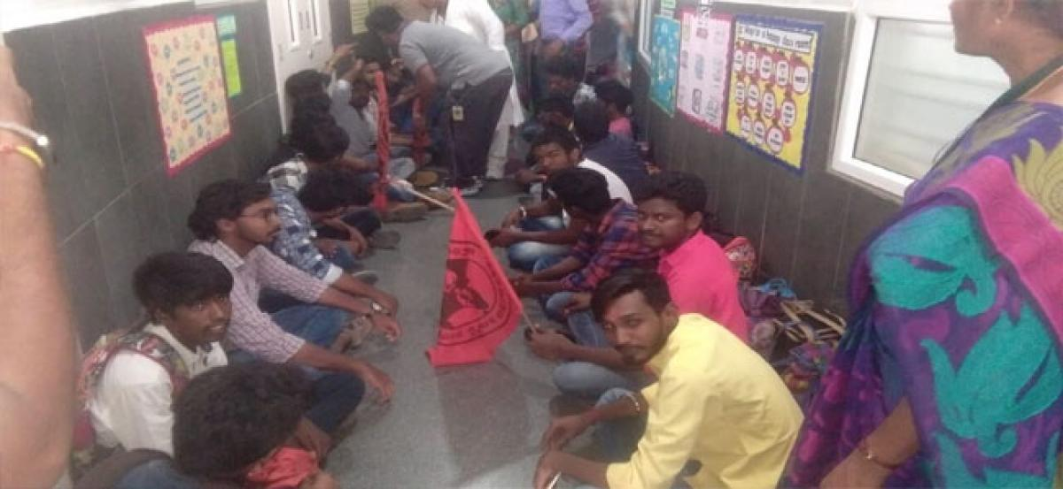 ABVP demands Act to control school fee