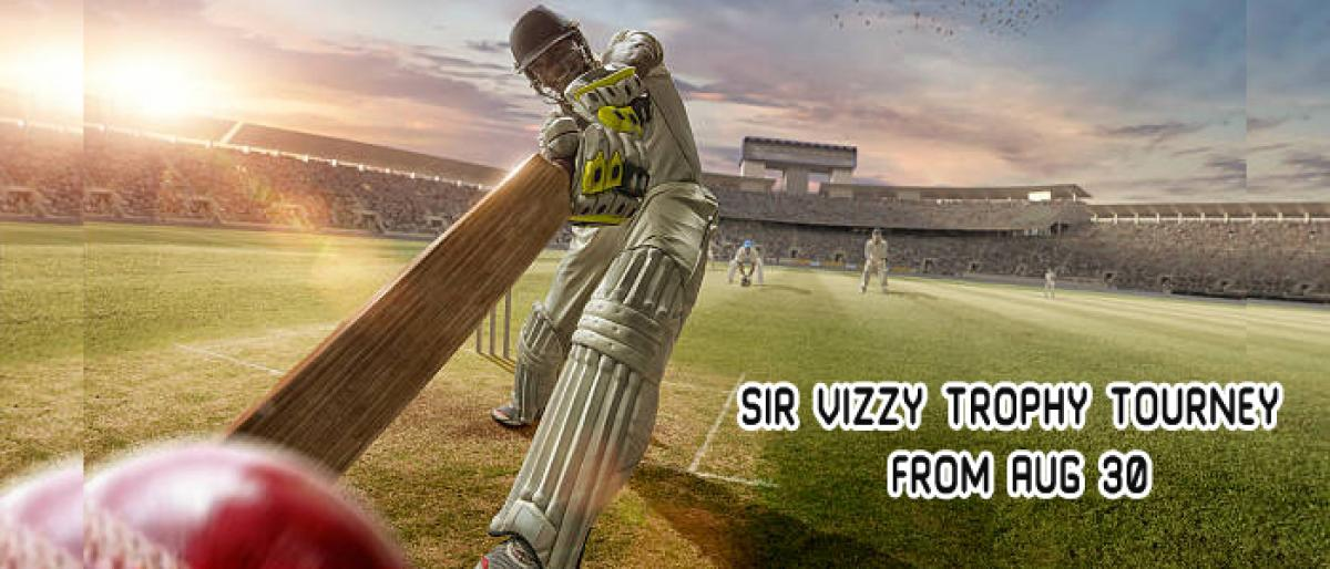 Ricky Bhui to lead in ACA-Sir Vizzy trophy tournament