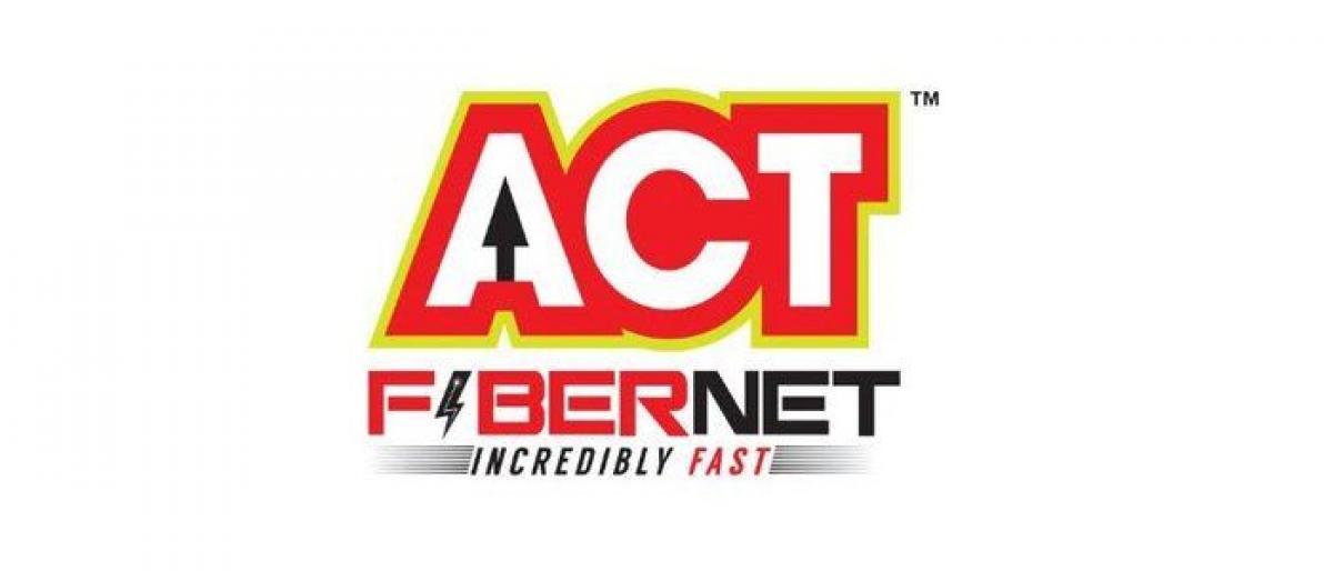 Act Fibernet enters Warangal market