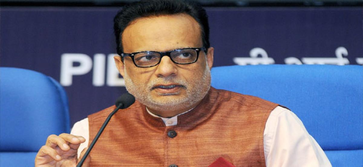 Equity market sell off due to global cues, not LTCG tax: Adhia
